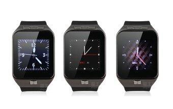 Dream นาฬิกาโทรศัพท์ Smart Watch รุ่น A9 Phone Watch (สีเงิน) ฟรีสาย USB (image 2)