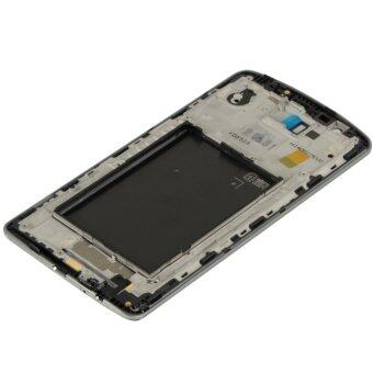 Easbuy Chassis Frame Faceplate Bezel For LG G3 D850 D851 D855 VS985LS985 Black