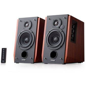 Edifier Bluetooth studio speakers R1700BT (Black/Brown)