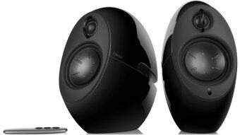Edifier Luna Eclipse E25HD 2.0 Speaker version Optical / AUX(Black)รับประกันศูนย์