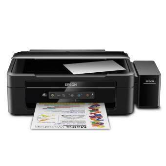 Epson L385 Wi-Fi All-in-One Printer + ตัวเครื่องพร้อมหมึกแท้