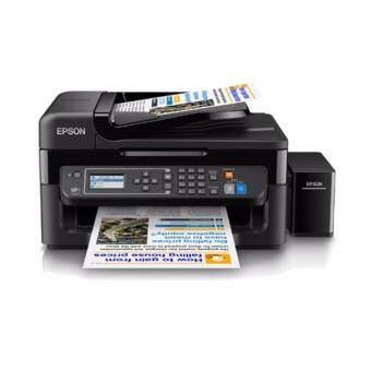 ปริ้นเตอร์ เอปสัน Epson L565 ระบบ InkTank พร้อมน้ำหมึก 4 สี