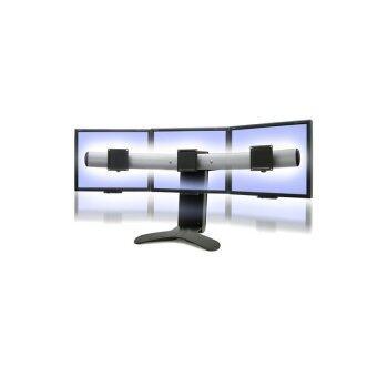 ซื้อ/ขาย Ergotron 33-296-195 LX Triple Display Lift Stand ขาตั้งจอ LCD มอนิเตอร์