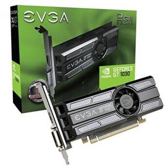 รีวิวพันทิป EVGA GeForce GT 1030 SC 2GB GDDR5 Low Profile Graphic Cards02G-P4-6333-KR - intl