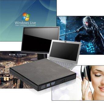 ออพติคอล ไดรฟ์ภายนอก External DVD Writers USB 2.0 Drive DVD Burner
