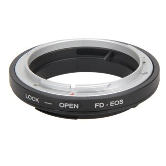 FD-EOS Ring Adapter Lens Adapter FD Lens to EF for Canon EOS Mount- intl