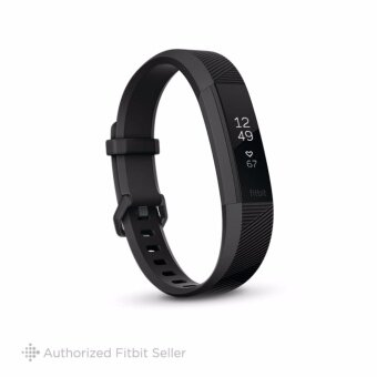 FITBIT ALTA HR BLACK GUNMETAL SMALL