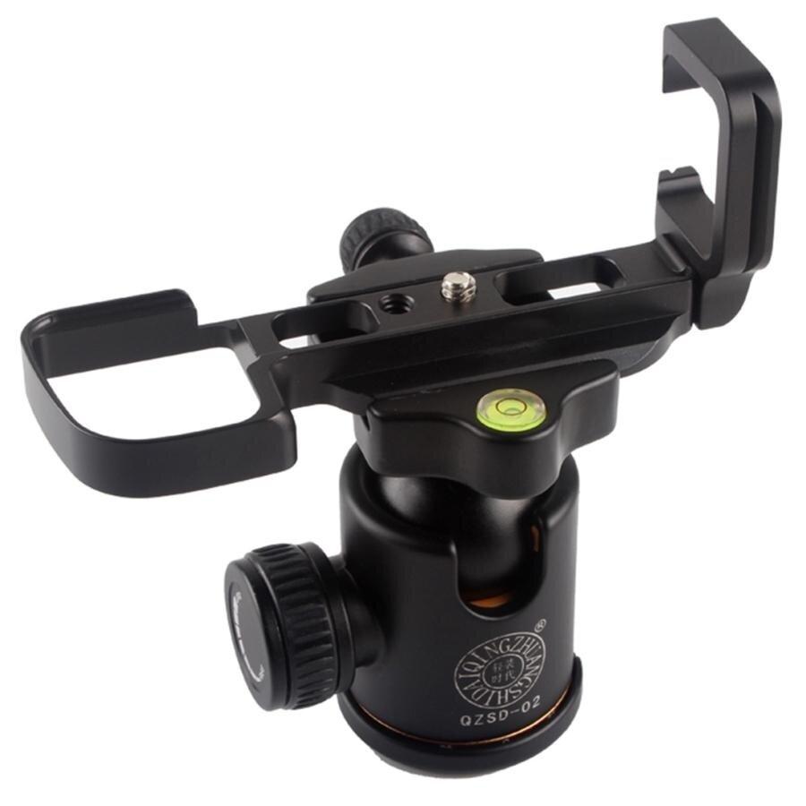 ... Fittest XT2 Aluminium Alloy Camera Bracket Grip Holder Quick Release L Plate For DSLR - intl ...
