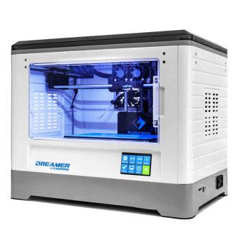 ประกาศขาย Flashforge Dreamer เครื่องพิมพ์ 3มิติ สองหัวฉีด (White)