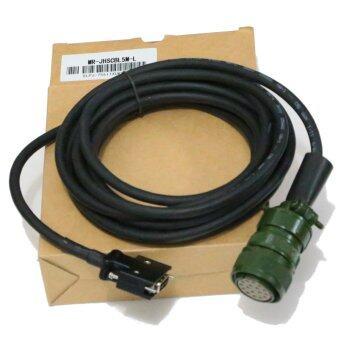 Fliegend Programming Cable for MR-JHSCBL5M-L MR-J2S MitsubishiServo Cable - Intl