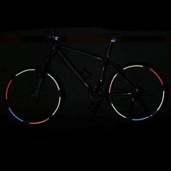 Fluorescent MTB Bike Cycling