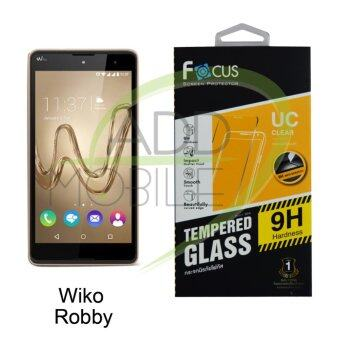 FOCUS ฟิล์มกระจกนิรภัยโฟกัส Wiko Robby (TEMPERED GLASS)