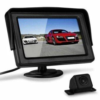 Fold HD 43 TFT LCD Car Reverse car cameras