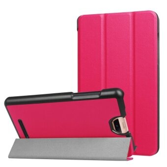 Folding Stand Leather Case Cover For Acer Iconia Talk S A1-734Tablet HOT - intl