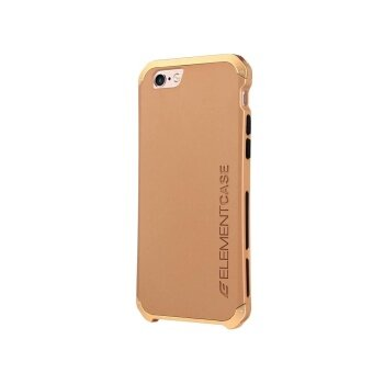 For iphone 6/6s Case Luxury Ultra thin Element Fashion MetalAluminum Cell Phone Cases Mobile Back Cover - intl