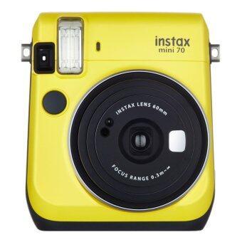 Fujifilm Instax Mini 70 (Yellow) ประกันศูนย์