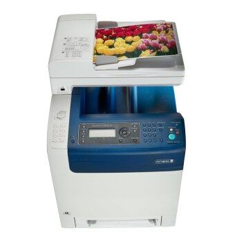 ประเทศไทย FujiXerox DocuPrint MultiFunction Color Laser รุ่น CM305df - White