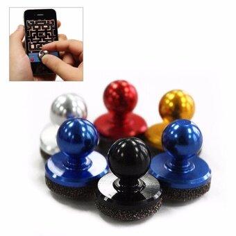 จอยมือถือ เหมาะสำหรับเกมส์ที่มีวงกลมบังคับทิศทาง บังคับง่าย GameJoystick Joypad For ipad Touch Screen Mobile Phone -76%