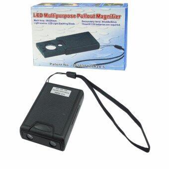 Gateway กล้องส่องพระ ส่องจิวเวอรรี่ 30X 45X 60X รุ่น No.9585(Black)