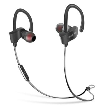 Generic S2 Bluetooth Sport Earphones Wireless V4.1 StereoSweatproof Headsets In-Ear Noise Cancelling Earbuds withMicrophone  - intl