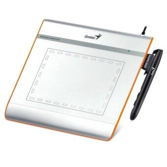 รีวิว Genius กระดาน + เมาส์ปากกา PEN MOUSE Easy Pen i405X 4x5.5''(Silver)