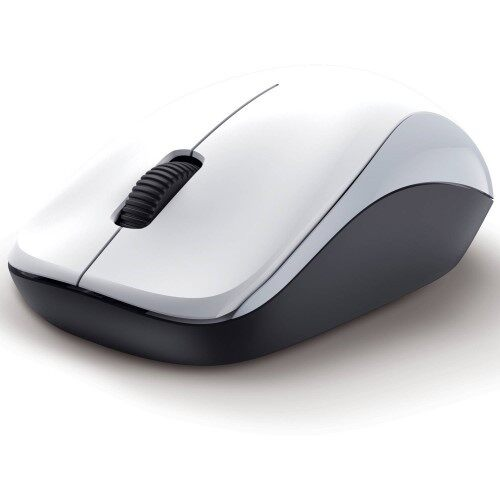 Genius Wireless NX-7000 Mouse, Elegant White