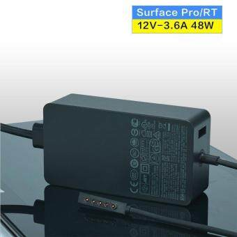 Harga Genuine OEM 12V 3.6A Power Supply Charger For Microsoft Surface Pro/ Pro 2 RT - intl
