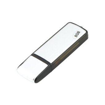 GOOD New 2in1 8GB Digital Audio Voice Recorder Pen USB Flash Memory Drive Disk - intl