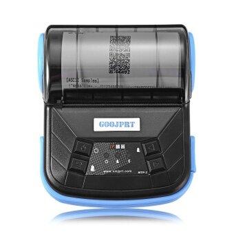 GOOJPRT MTP - 3 Portable 80mm Bluetooth 2.0 Android Thermal POS Printer - intl
