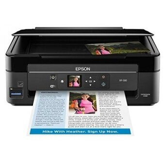 GPL/ Epson Expression Home XP-330 Wireless Color Photo Printer withScanner and Copier/ship from USA - intl
