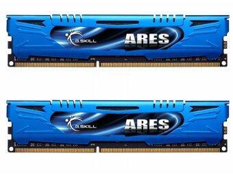 ราคา G.SKILL RAM PC DDR3 (1600) (C9D-8GAB) Ares 8GB.