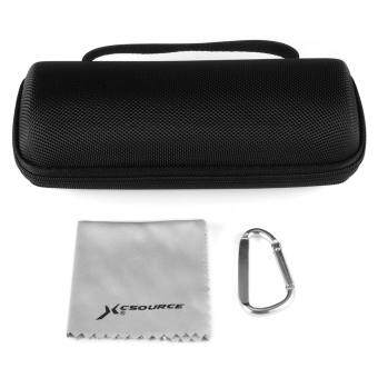 Hard Storage Case + Clean Cloth for JBL Flip 3 Wireless Bluetooth Speaker