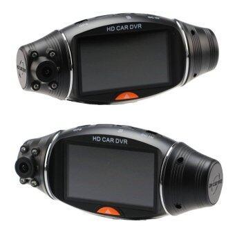 HD DVR Vehicle Blackbox DVR รุ่น GP400 กล้องติดรถยนต์ (Black) (image 2)