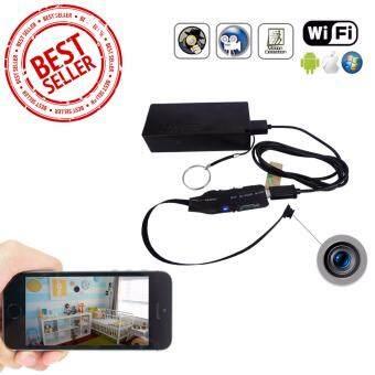 กล้องแอบถ่าย กล้องรูเข็ม HD+IPCamera