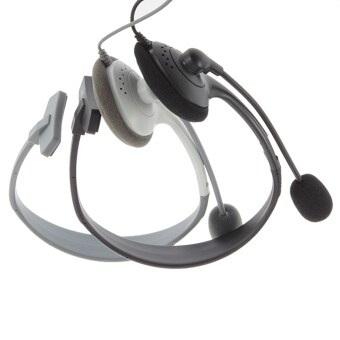 Headset Headphone Adjustable Earphone with Microphone Mic For Xbox360