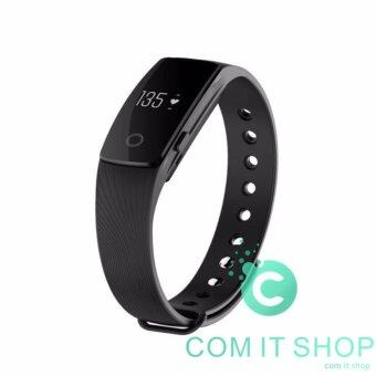 Heartrate นาฬิกาเพื่อสุขภาพอัจฉริยะ วัดอัตราการเต้นของหัวใจสายรัดข้อมือ ใช้ร่วมกับการออกกำลังกายได้ สำหรับ Android และ Appleรุ่น ID107 - 2