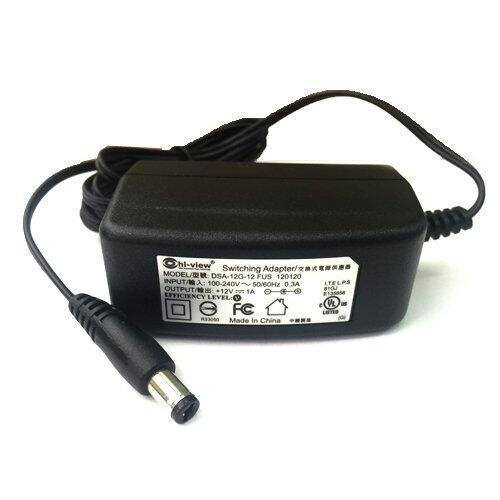Hi-view Switching Adaptor 12V 1000mA (1A) สำหรับกล้องวงจรปิด CCTV