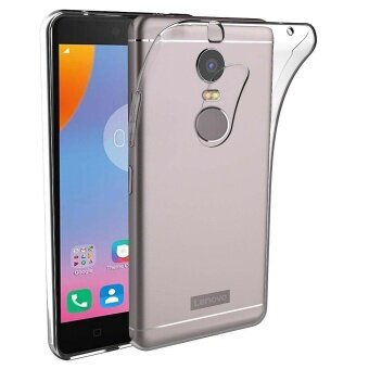 Hicase Transparent Ultra Slim Anti-shock Cushion Soft Silicone TPU Cover Case for Lenovo K6 Note - intl