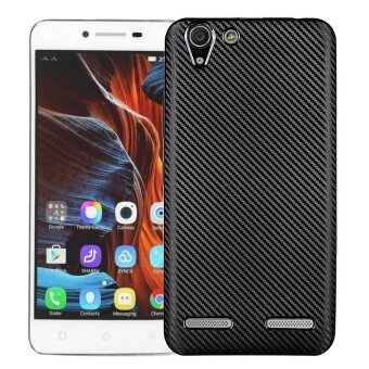 Hicase Ultra Light Slim Shockproof Silicone TPU Protective Case Cover for Lenovo Vibe K5 / K5 Plus Black - intl