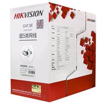 Hikvision (DS-1LN5E-S) CAT5e UTP Cable (305m./Box  sc 1 st  Thailand Online Price Comparison & How To Buy Hikvision Ds 1ln5e S Cat5e Utp Cable 305m Box In ... Aboutintivar.Com