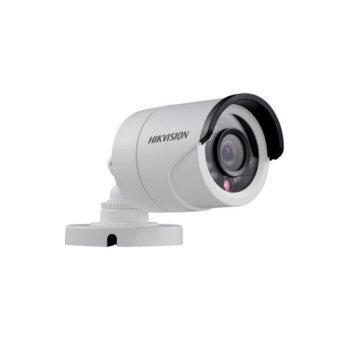 Hikvision กล้องวงจรปิด HDTVI 720P รุ่น DS-2CE16C0T-IR ไม่สามารถใช้ร่วมกับเครื่องบันทึกระบบ ANALOG ได้