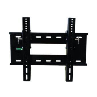 HISATTEL ขาแขวน LCD แบบติดผนัง ขนาด 22-42 นิ้ว - สีดำ