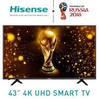 Hisense Smart 4K UHD TV ขนาด 43 นิ้ว รุ่น 43N3000UW
