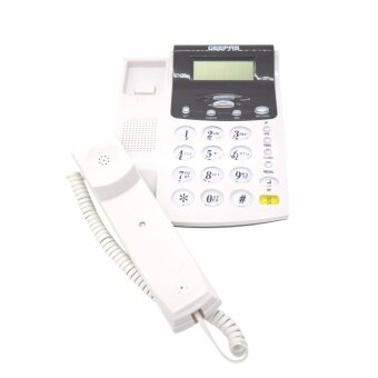 Home Phone โทรศัพท์บ้าน โทรศัพย์ภายใน โทรศัพท์โชว์เบอร์โทรศัพย์บ้าน พร้อมหน่วยความจำ