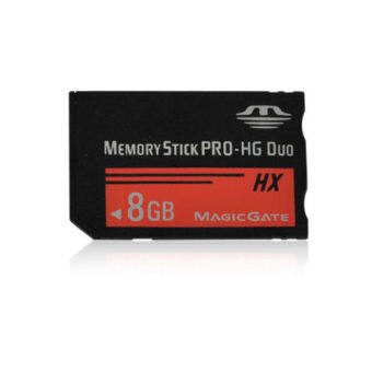 Hot 8GB MS Memory Stick PRO-HG HX Media Card For PSP 1000 2000 Camera