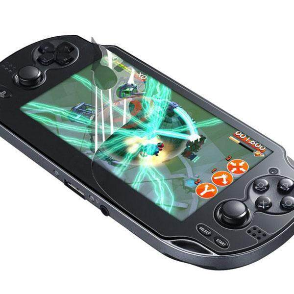 Hot LCD Screen Protective Film Clear For PSVITA Playstation Vita PS VITA - intl