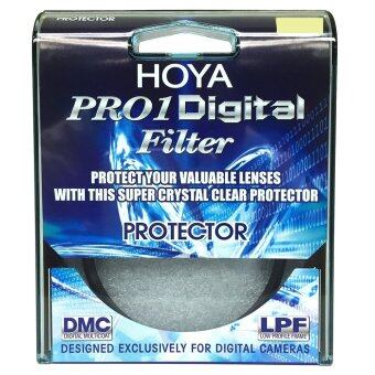 HOYA PRO1D 62 mm Protector DIGITAL Clear Filter DMC LPF - Black