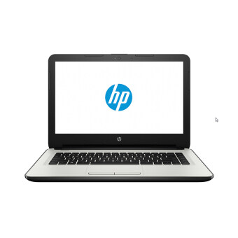 HP แล็ปท็อป รุ่น 14-am109TX/i5-7200U/14\/4G/1TB/R5(2)/Dos (สีขาว/เงิน)