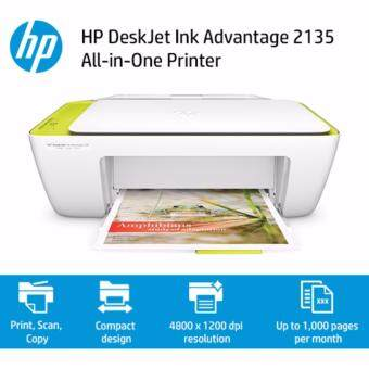 HP Deskjet Advantage 2135 All-in-One