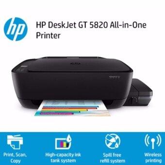 ประกาศขาย HP Deskjet GT5820 All-in-one Printer WiFi M2Q28A(สีดำ)